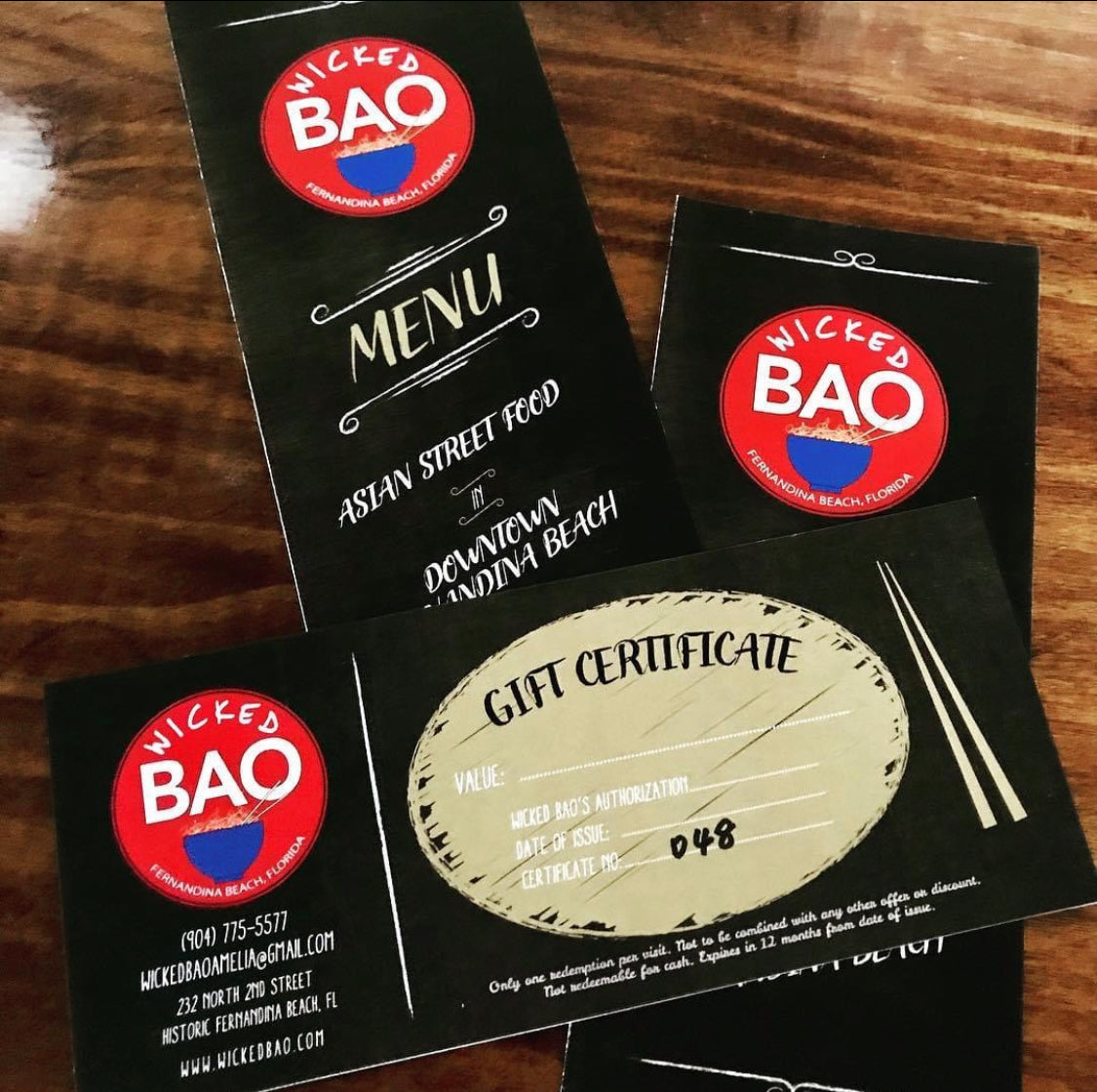 Gift Card | Wicked BAO