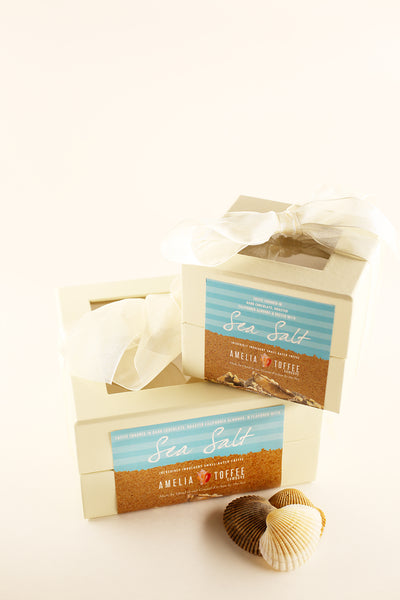Handcrafted Toffee-Multiple Flavors | Amelia Toffee