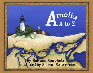 Amelia A to Z Book | The Book Loft