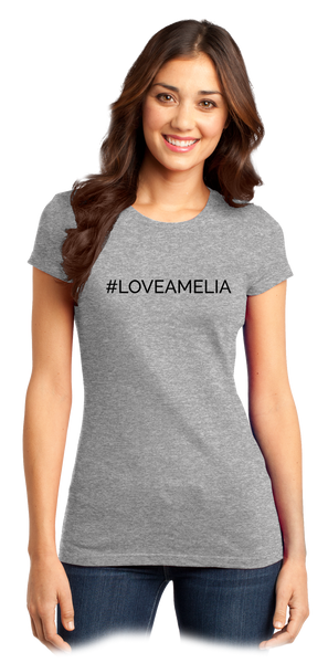 #LoveAmelia Shirt | P5 Productions