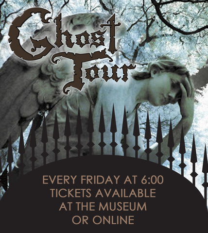 Ghost Tour Ticket | Amelia Island Museum of History