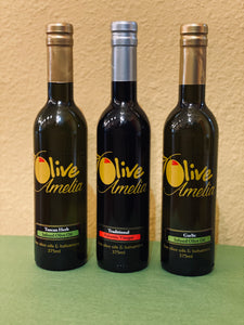 Cooking Oils 3-Pack | Olive Amelia