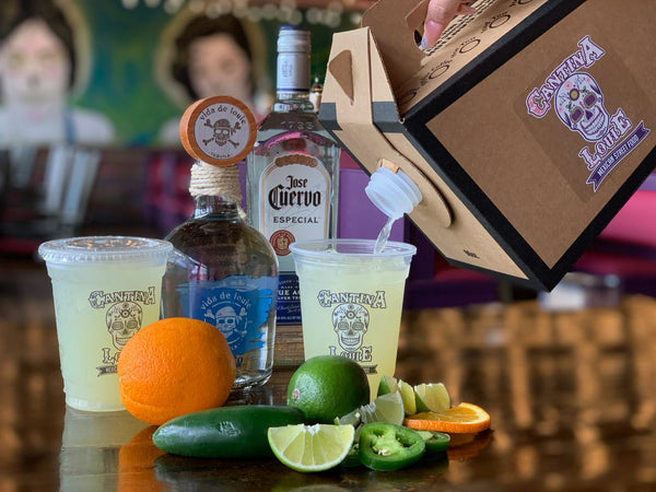 Margaritas To Go (Local Orders Only) | Cantina Louie