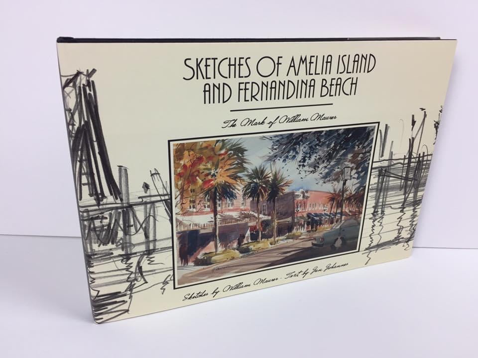 Sketches of Amelia Island and Fernandina Beach | The Book Loft
