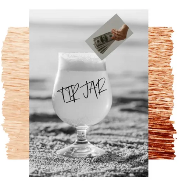 Gift Card & Virtual Tip Jar | The Sandbar and Kitchen