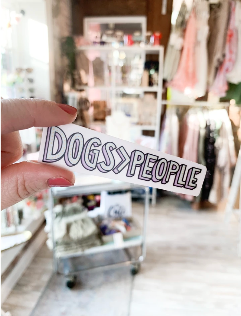 Pet Stickers | Colie's Boutique