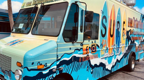 Gift Certificate | The Surf Food Truck