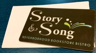 Gift Card | Story & Song Bookstore Bistro