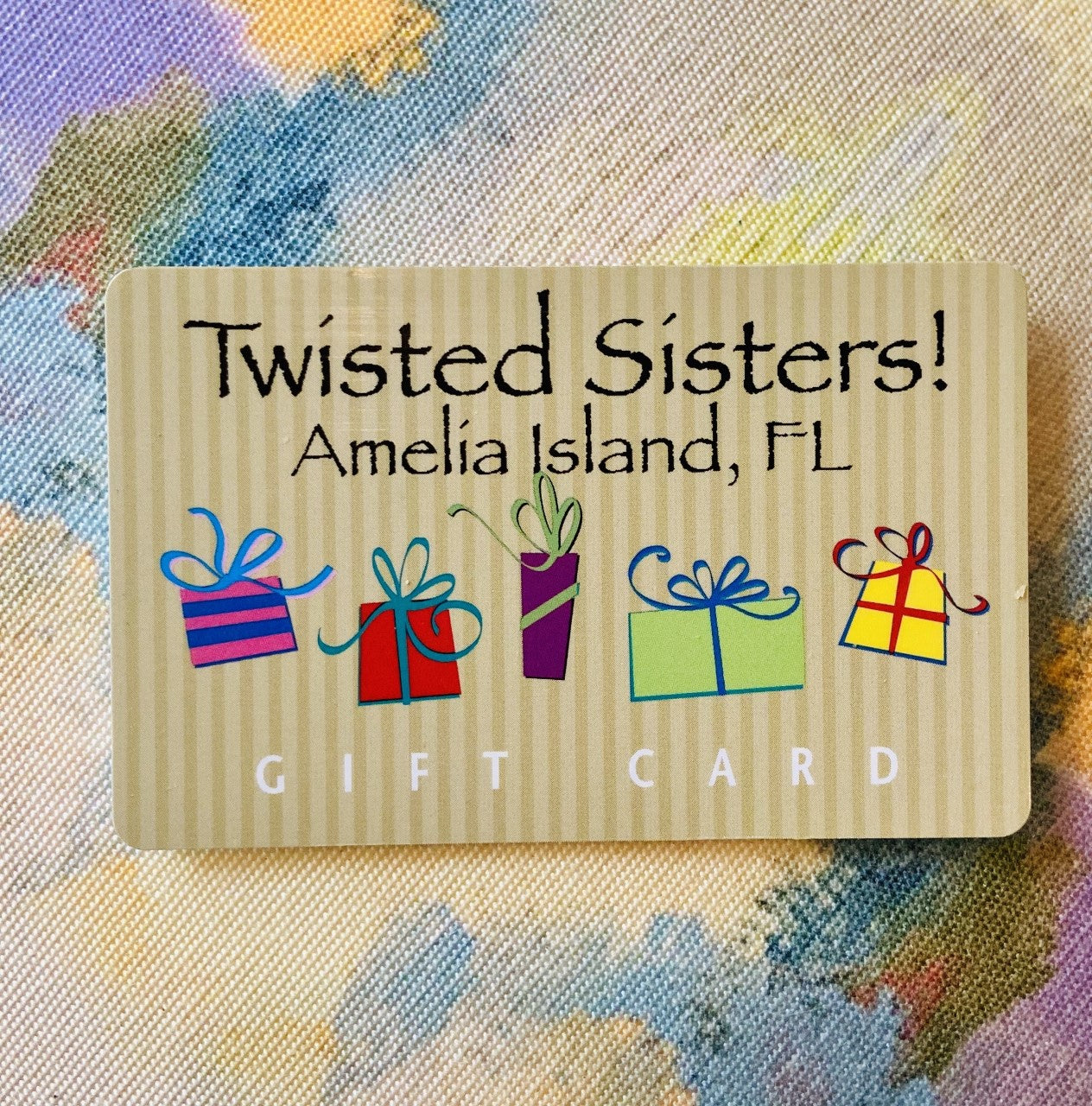 Gift Card | Twisted Sisters!