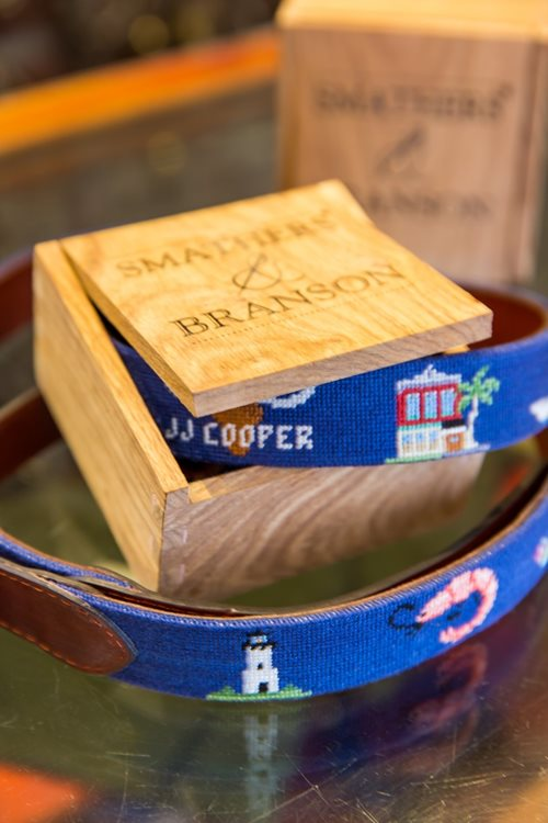 Amelia Island Belt by Smathers and Branson | JJ Cooper