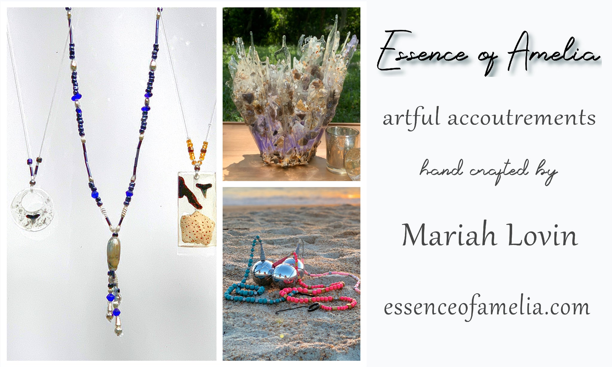 Artistic Accoutrements | Essence of Amelia