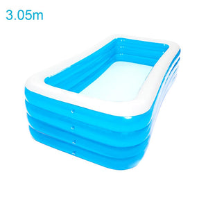 Inflatable Swimming Pool for Kids/Adults