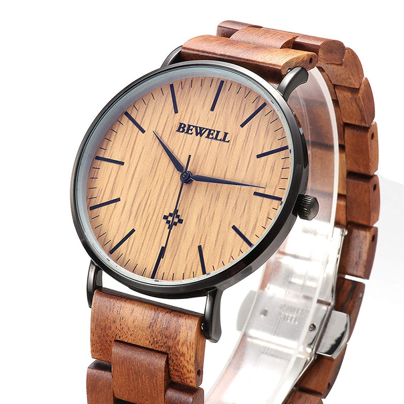Bewell Wood Watches for Men/Women