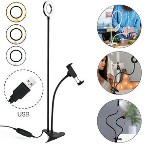 Professional LED Selfie Ring Light