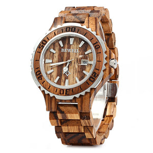 Wood Grain Watches for Men