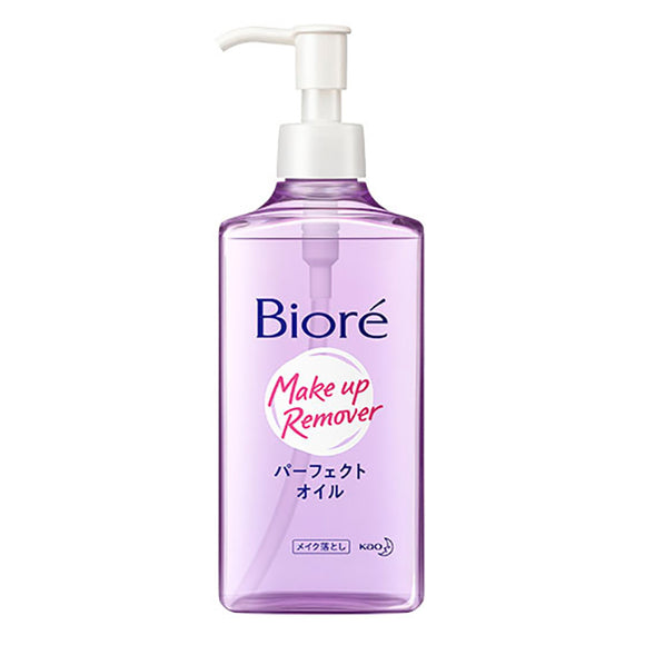 BIORE MAKE UP REMOVER PERFECT FACE CLEANSING OIL 230ml - DEEP CLEANSING