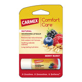 CARMEX COMFORT CARE COLLOIDAL OATMEAL LIP BALM 4.25g - BERRY BURST