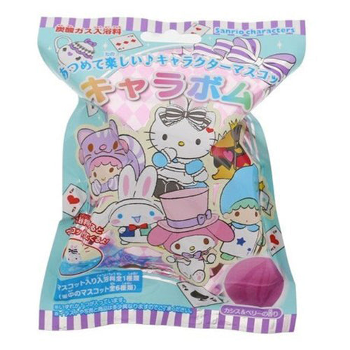 SANRIO CHARACTER SURPRISE BATH BOMB 1 PIECE - ALICE IN THE WONDERLAND