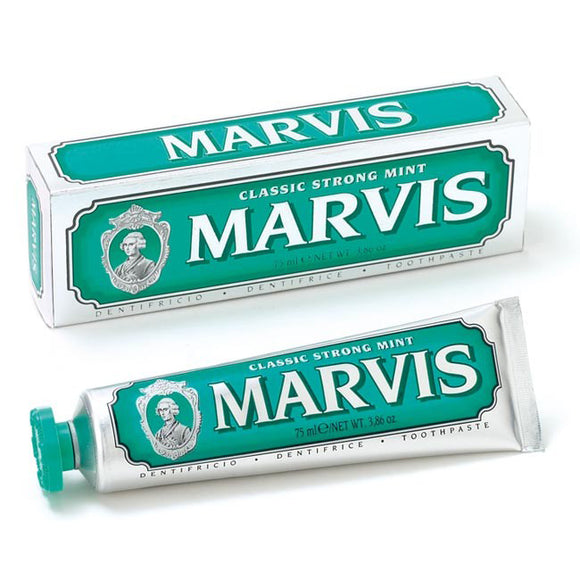 MARVIS LUXURY ORAL CARE TOOTHPASTE 75ml - CLASSIC MINT
