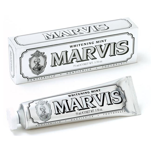 MARVIS LUXURY ORAL CARE TOOTHPASTE 75ml - WHITENING MINT