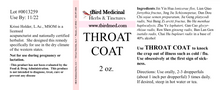Load image into Gallery viewer, Throat Coat - 2oz