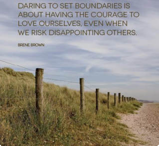 boundaries--the good the bad the ugly
