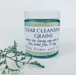 Clear Cleansing Grains