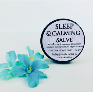Sleep  & Calming Salve