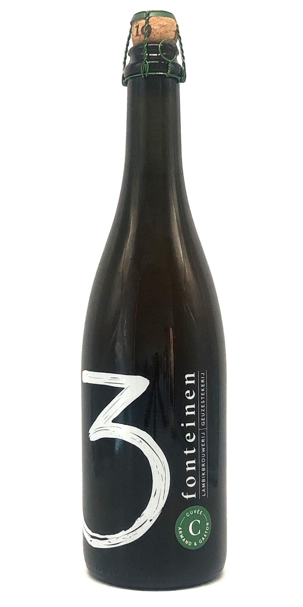 3 Fonteinen - Oude Geuze Cuvée Armand & Gaston #48 (2019) - 750ml - Drikbeer - Order Craft Beer Online