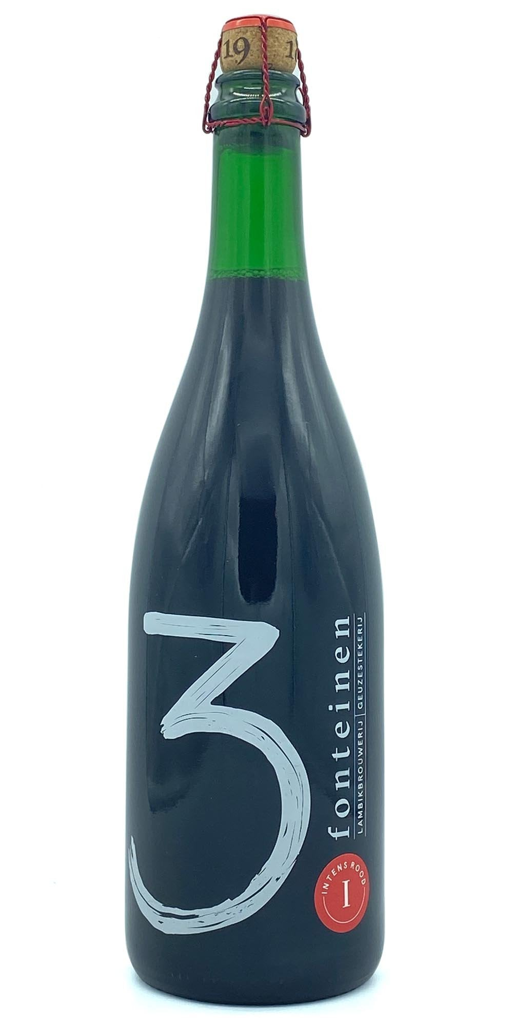 3 Fonteinen - Intense Red #112 2019