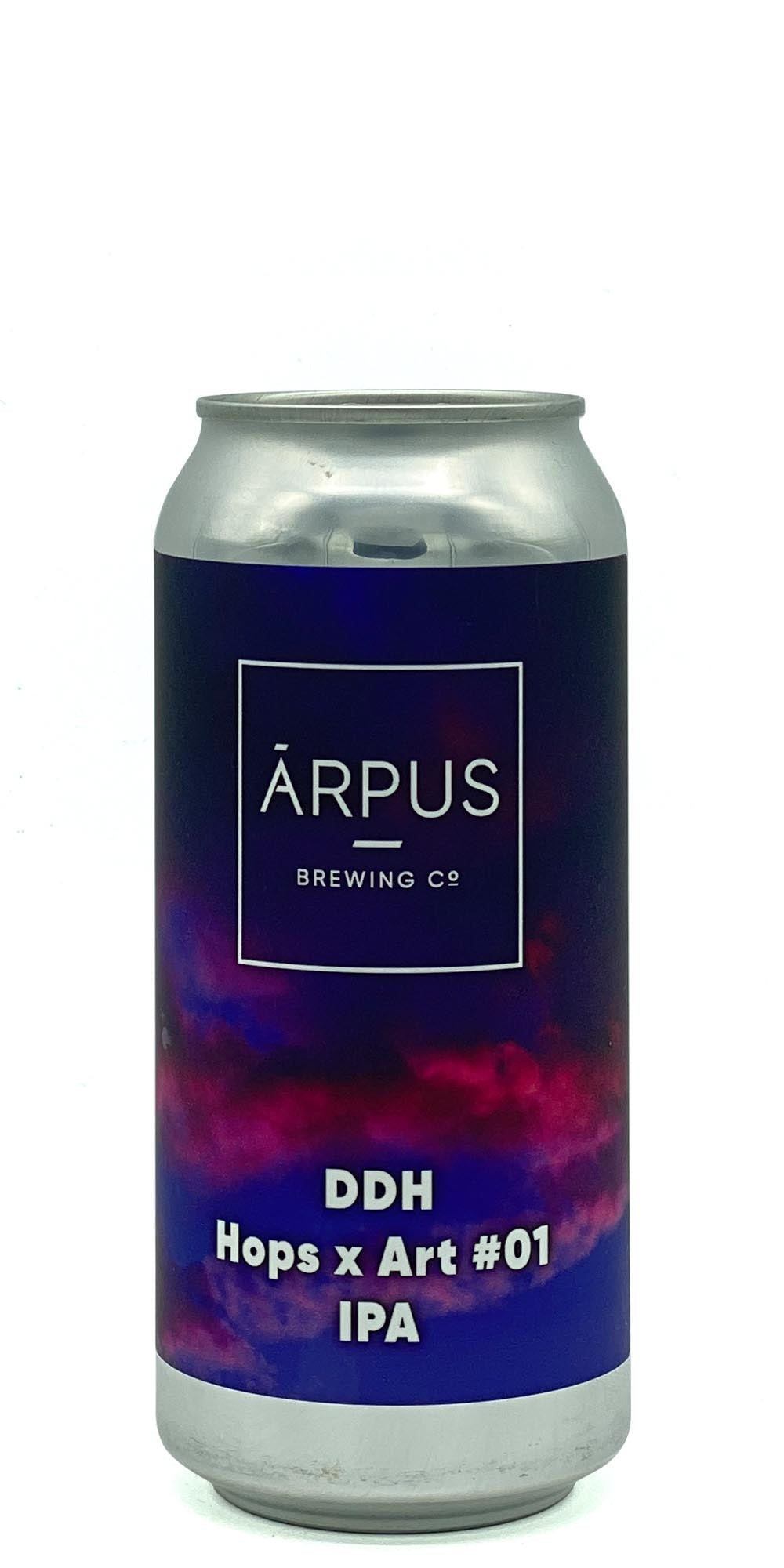 Arpus Brewing Co - DDH Hops x Art #1 - Drikbeer - Order Craft Beer Online