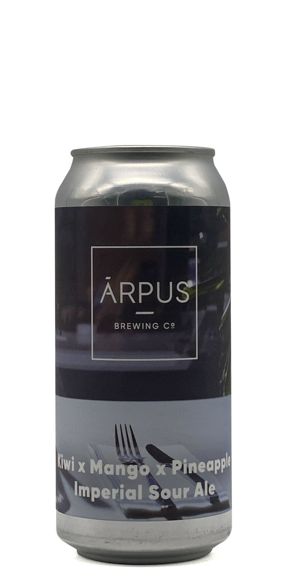 Arpus Brewing Co - Kiwi x Mango x Pineapple Imperial Sour Ale