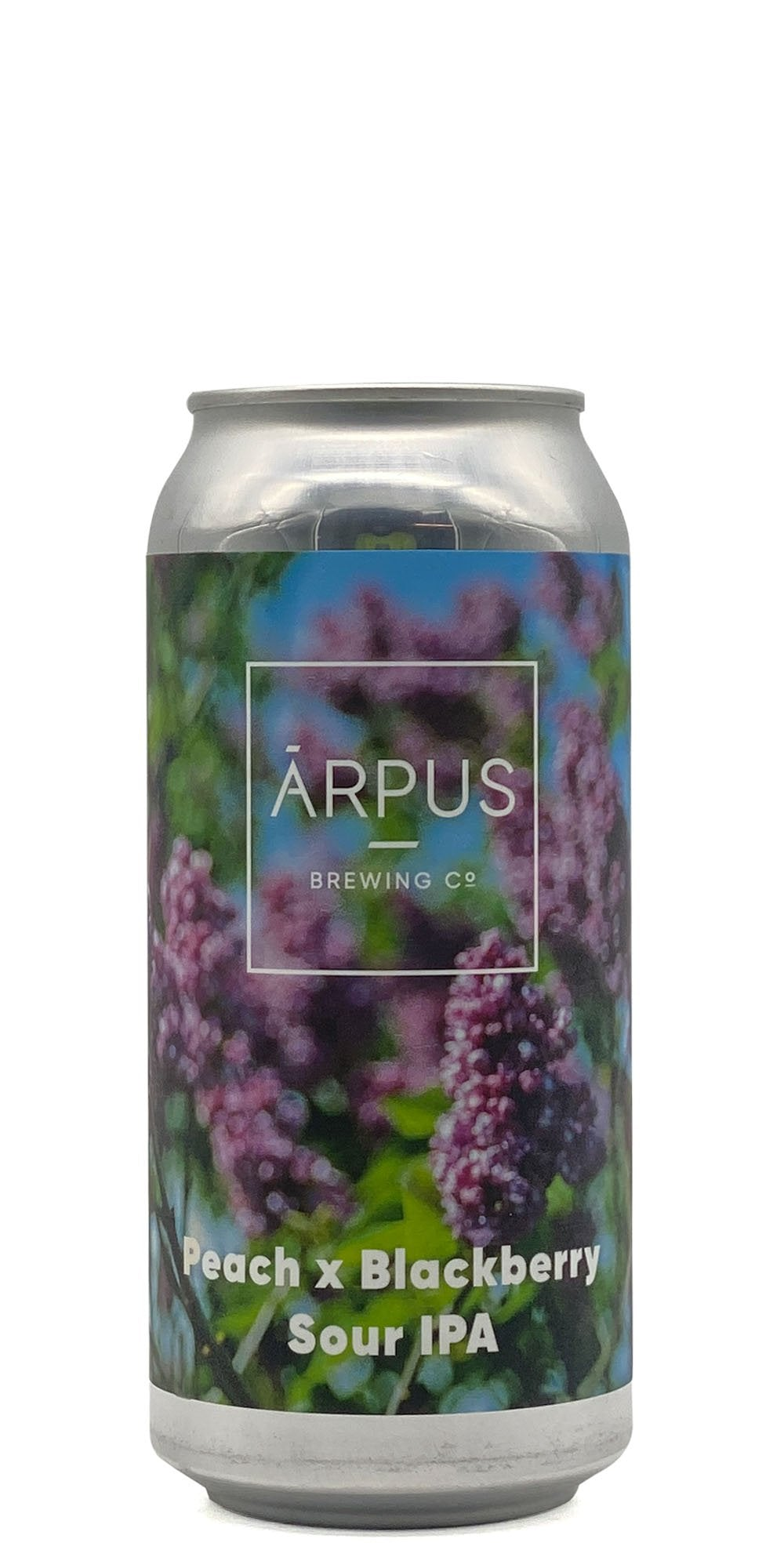 Arpus Brewing Co - Peach x Blackberry Sour IPA