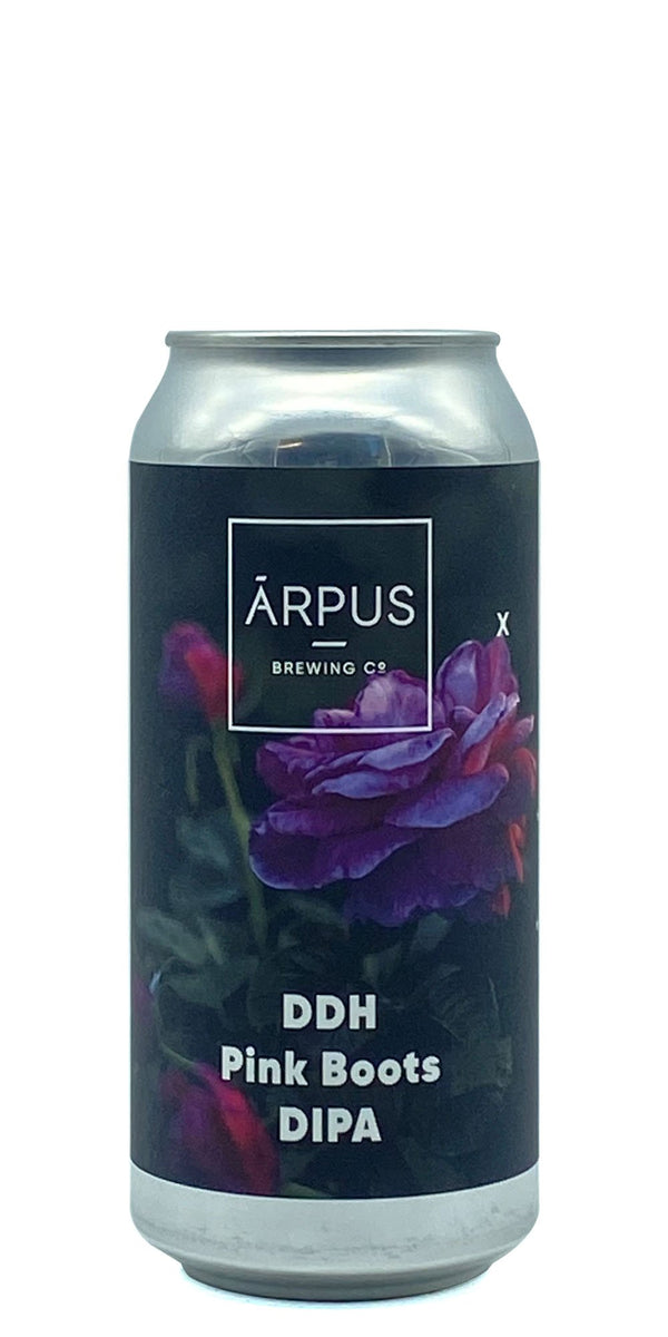 Arpus Brewing Co - DDH Pink Boots DIPA