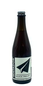Black Project - Matador 2020 - Drikbeer - Order Craft Beer Online