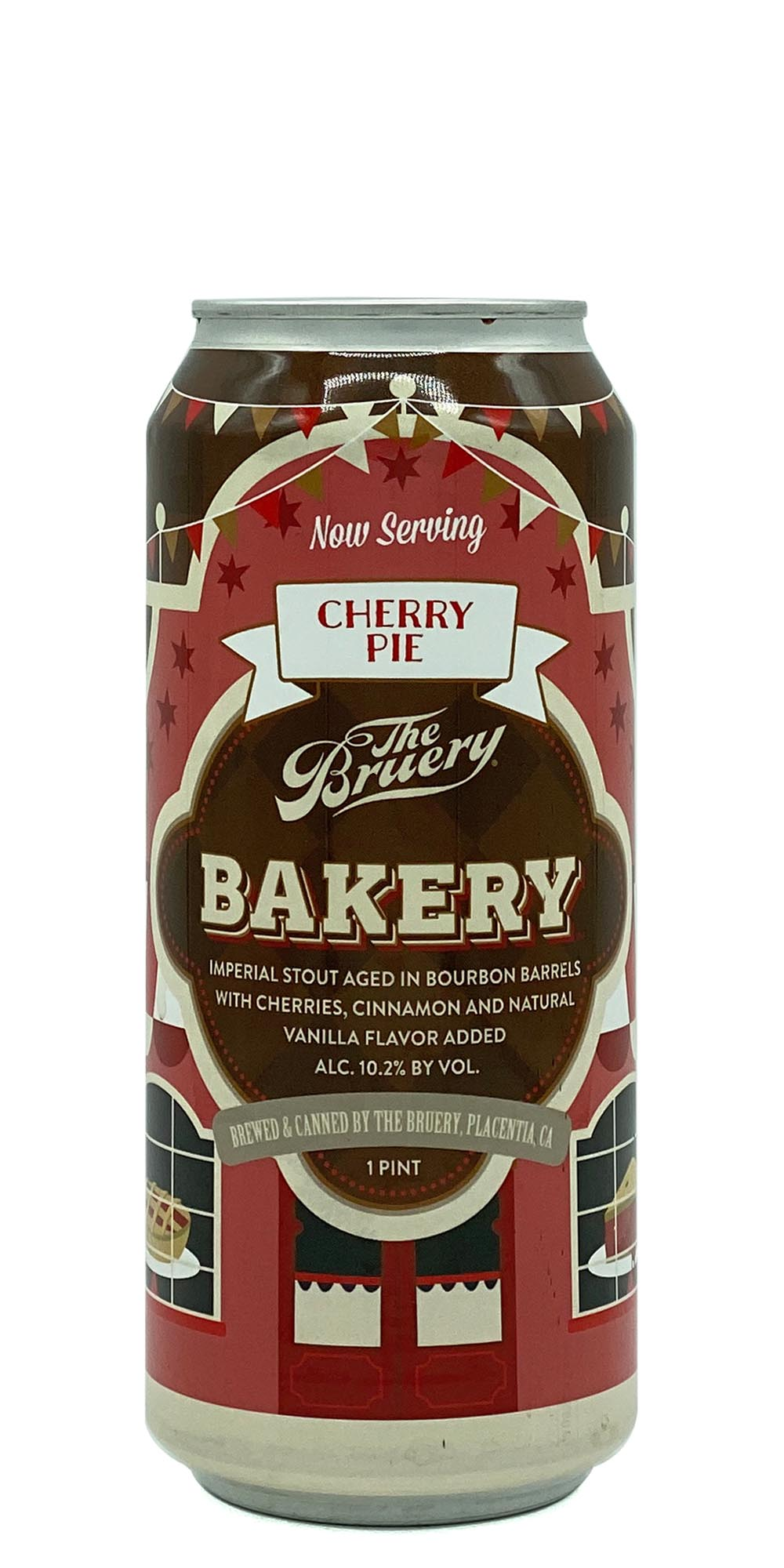 The Bruery - Bakery: Cherry Pie - Drikbeer - Order Craft Beer Online