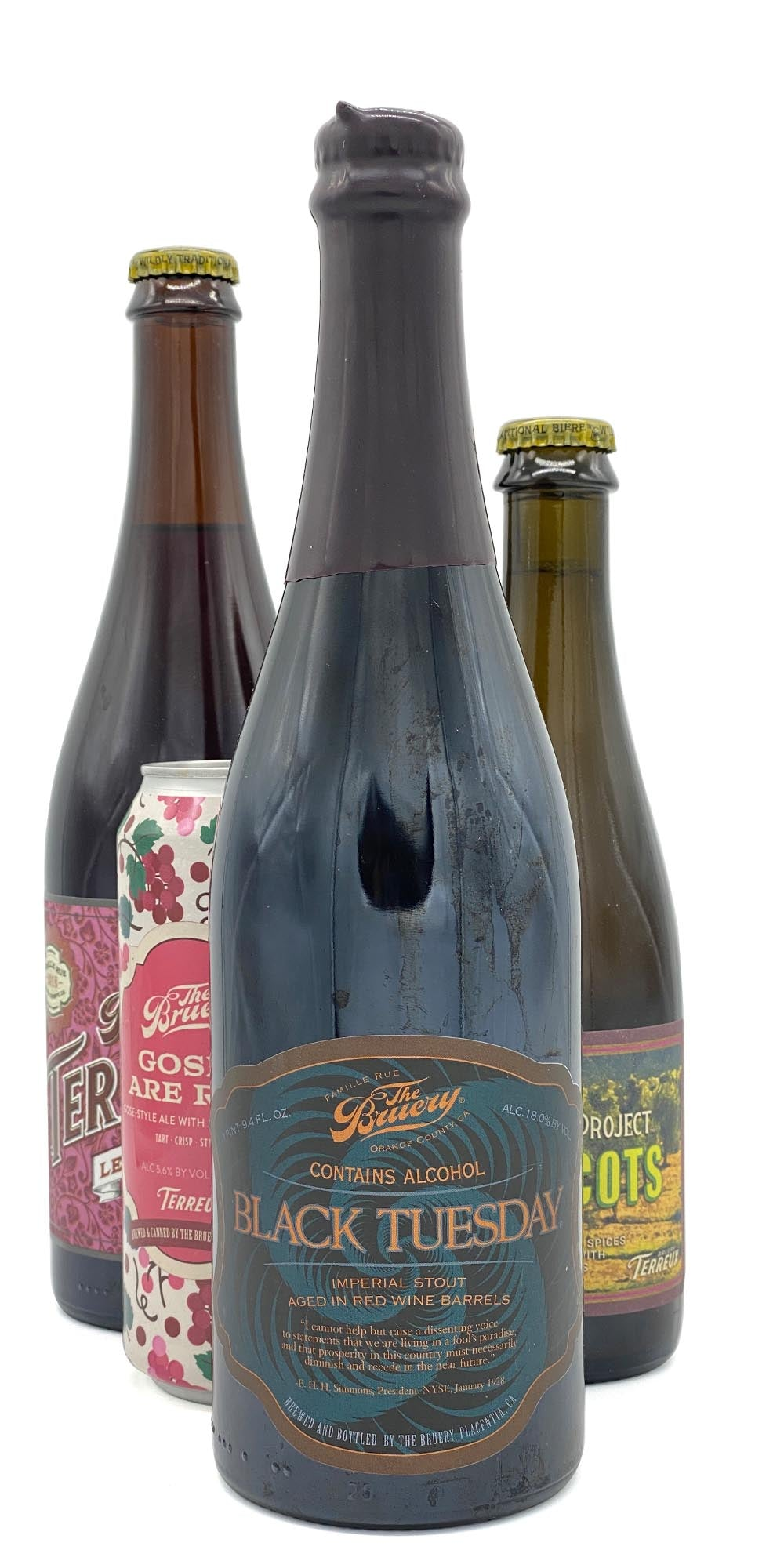 The Bruery - Black Tuesday Harlan 2018 Bundle - Drikbeer - Order Craft Beer Online