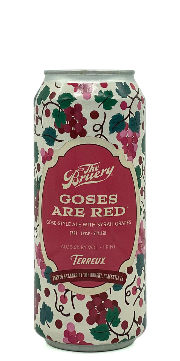 The Bruery - Terreux Goses are Red - Drikbeer - Order Craft Beer Online