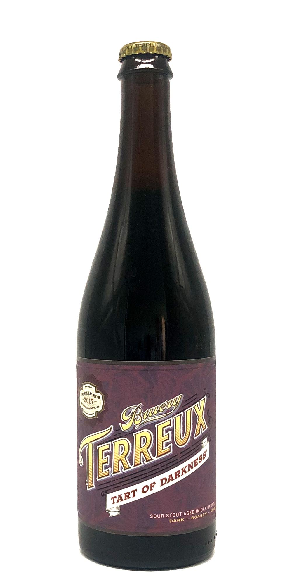 The Bruery - Tart of Darkness - Drikbeer - Order Craft Beer Online