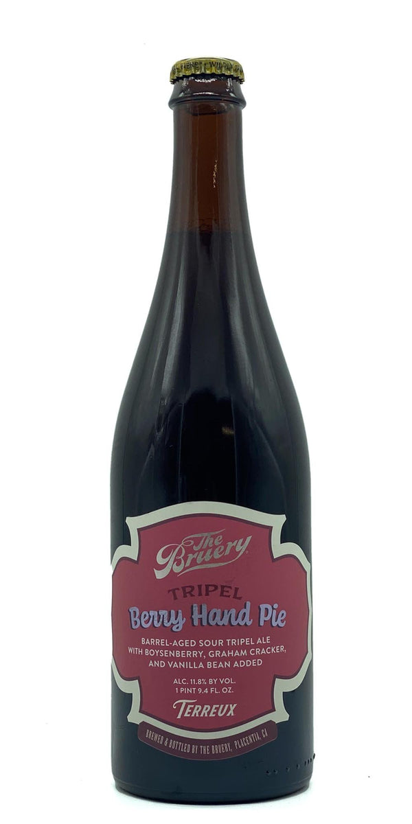 The Bruery Terreux - Tripel Berry Hand Pie