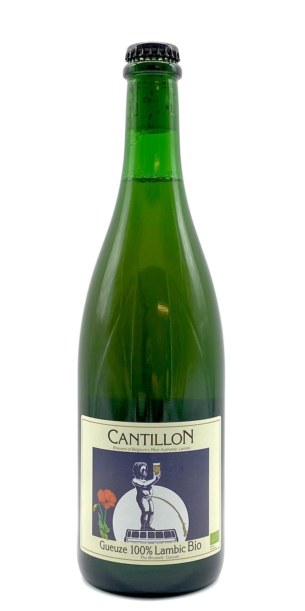 Cantillon - Gueuze 2019 - 750ml - Drikbeer - Order Craft Beer Online