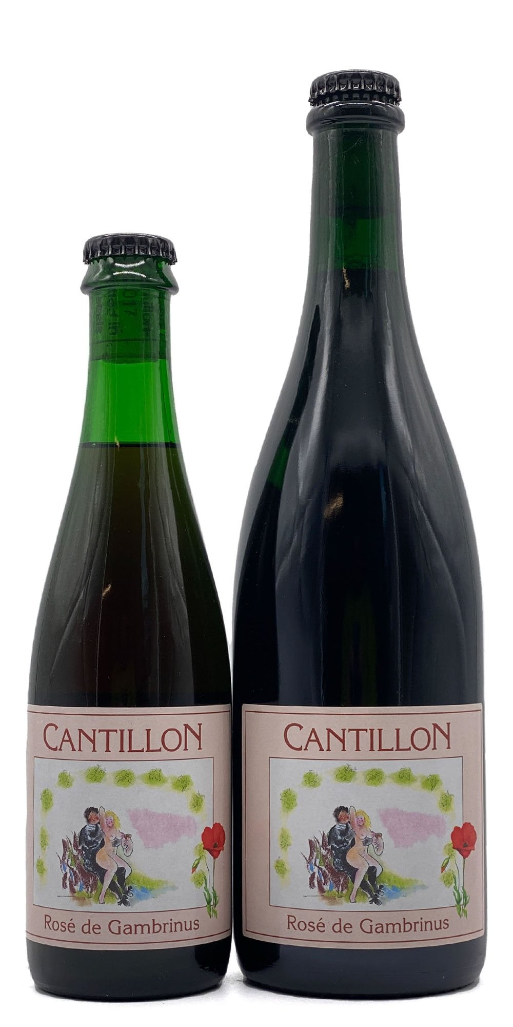 Cantillon - Rose de Gambrinus 2017 Bundle