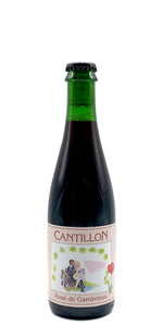 Cantillon - Rose de Gambrinus 2020 - 375ml - Drikbeer - Order Craft Beer Online