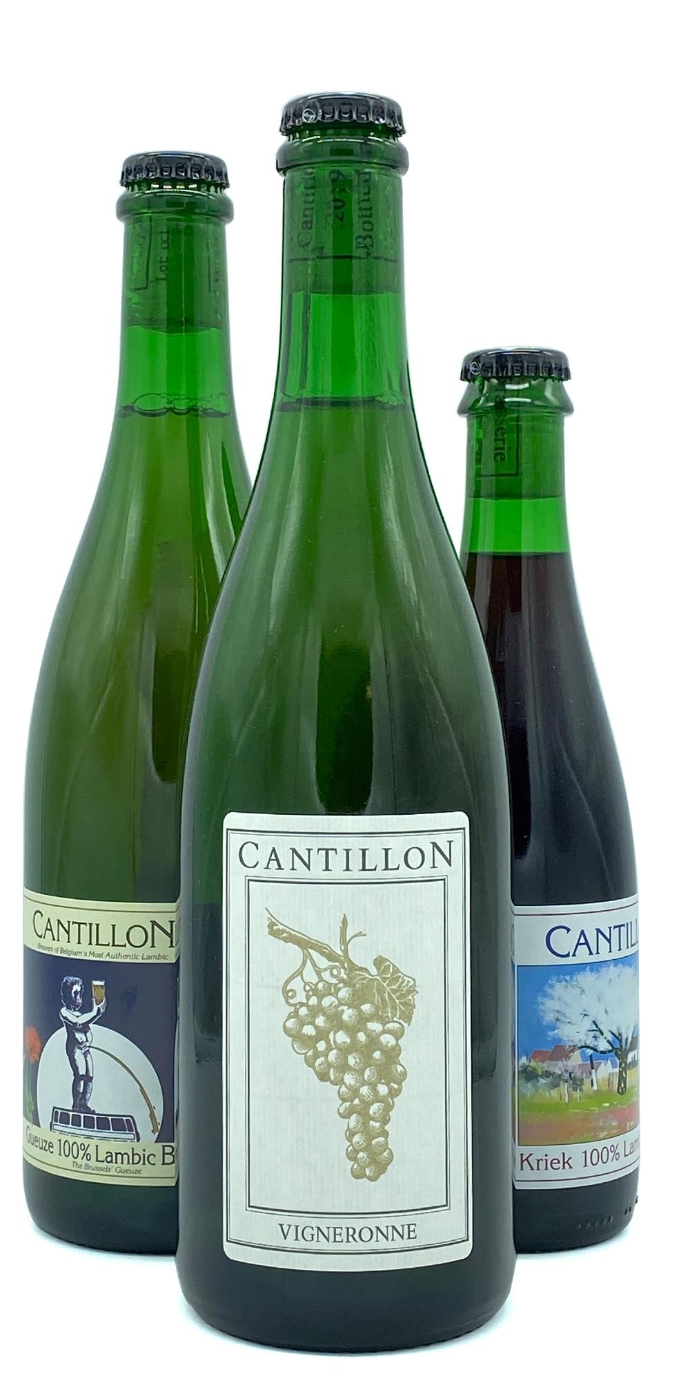 Cantillon - Vigneronne 2019 (bundle)