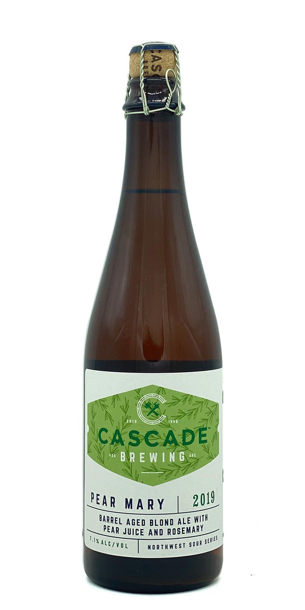 Cascade Brewing - Pear Mary 2019 - Drikbeer - Order Craft Beer Online