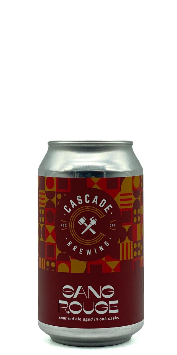Cascade Brewing - Sang Rouge