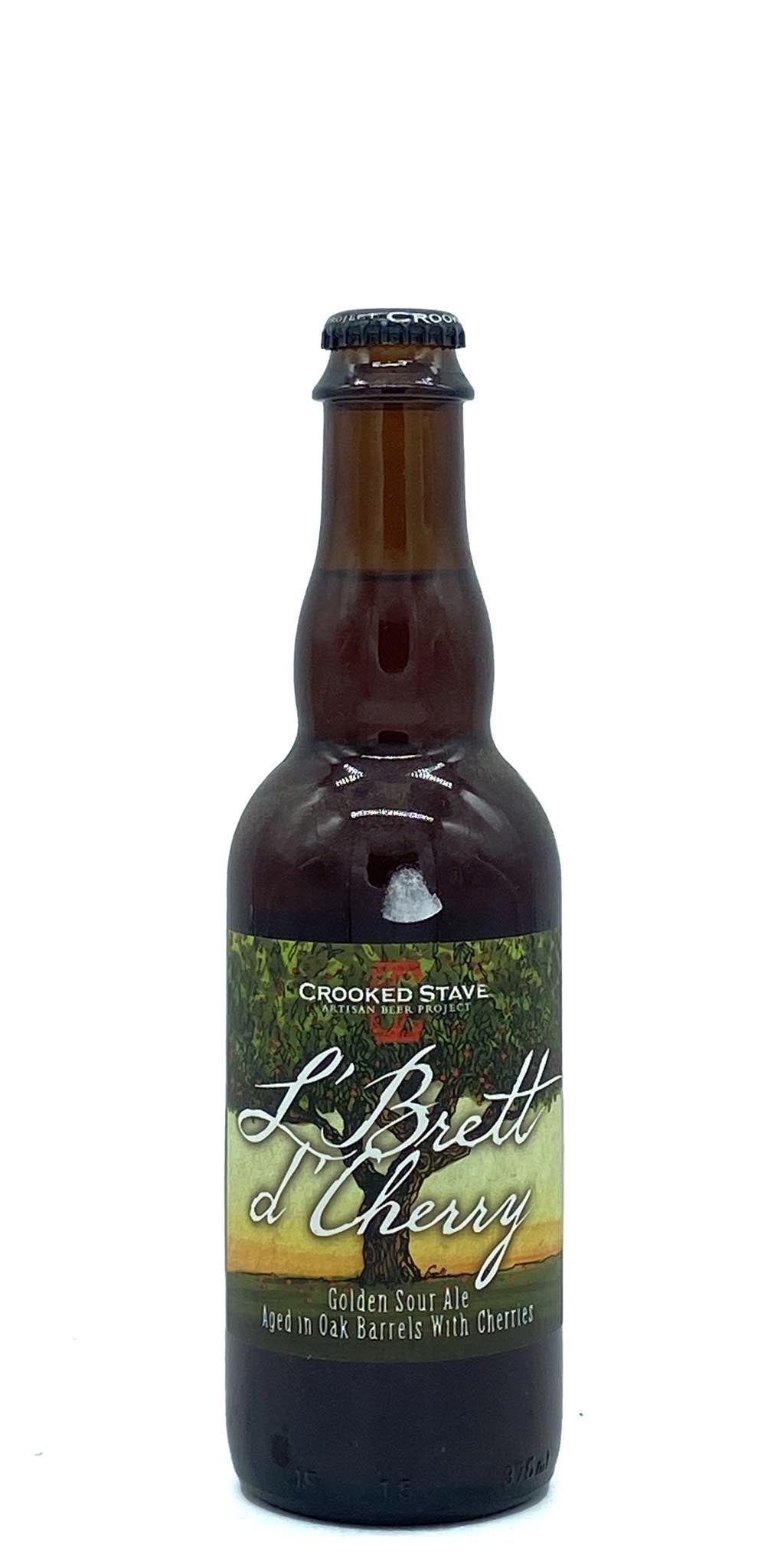Crooked Stave - L'Brett Cherry 2015