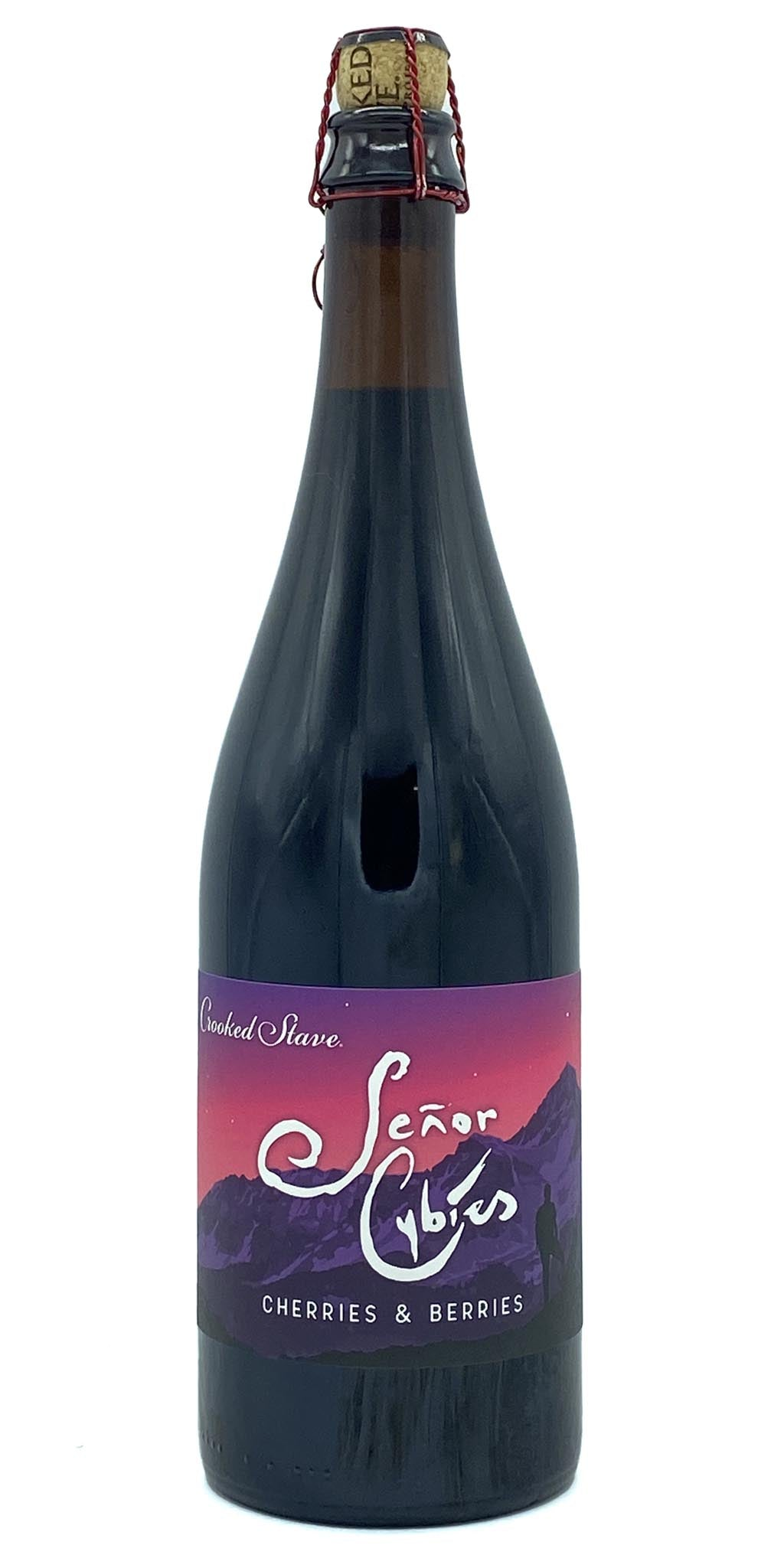 Crooked Stave - Señor Cybies Cherries And Berries 2019