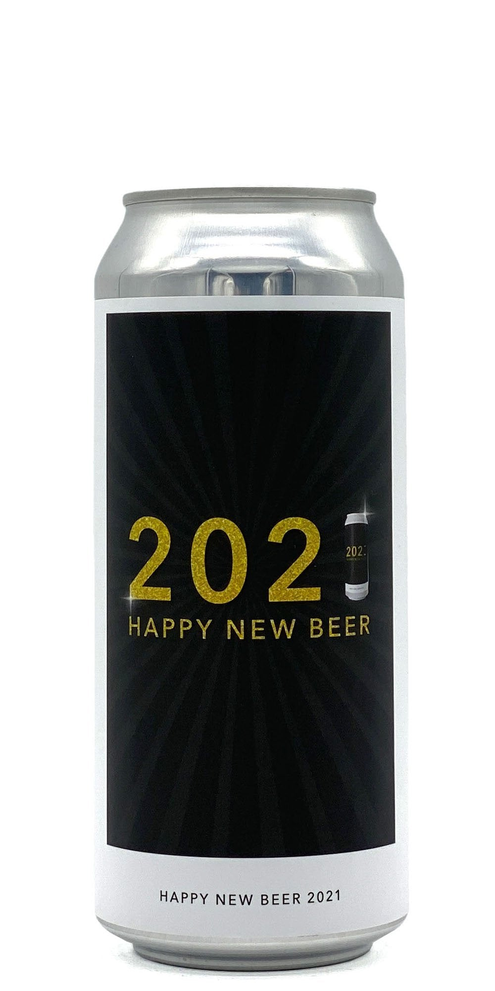 Evil Twin NYC - Happy New Beer 2021