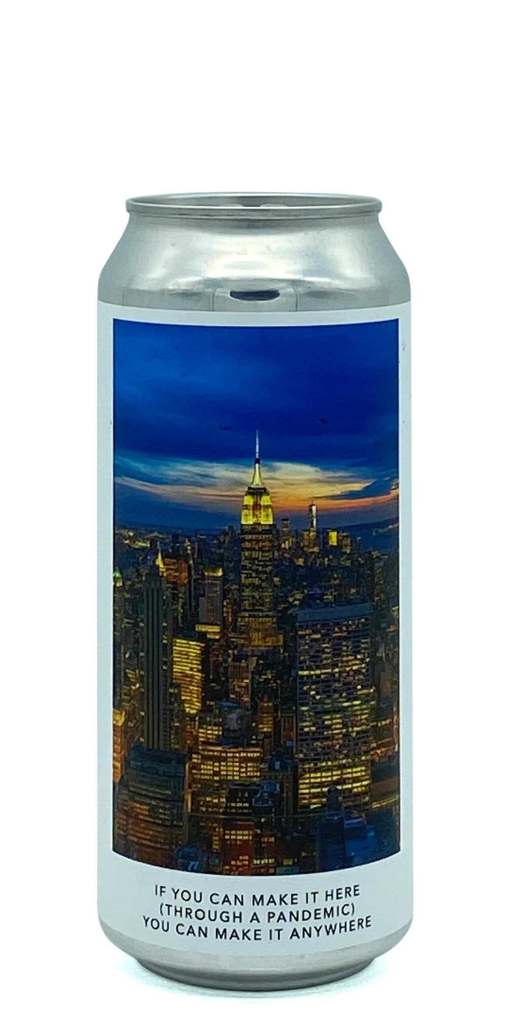 Evil Twin NYC - If You Can Make It Here (Through A Pandemic) You Can Make It Anywhere - Drikbeer - Order Craft Beer Online